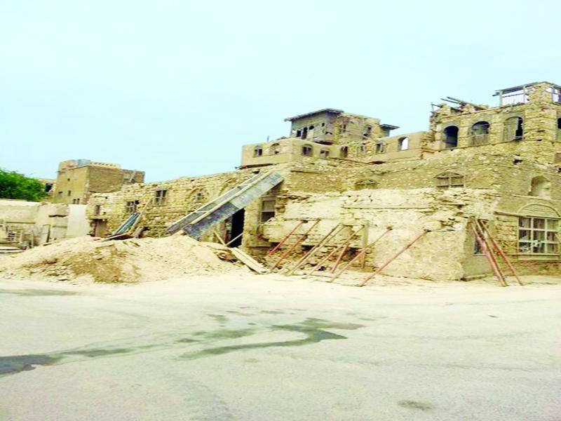 التراث العمراني