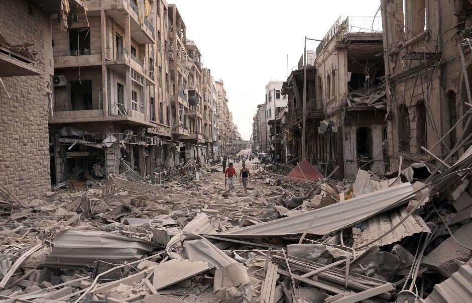المدن بين الدمار وإعادة الحياة